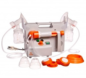 Breast pump, Hospital grade breastpump