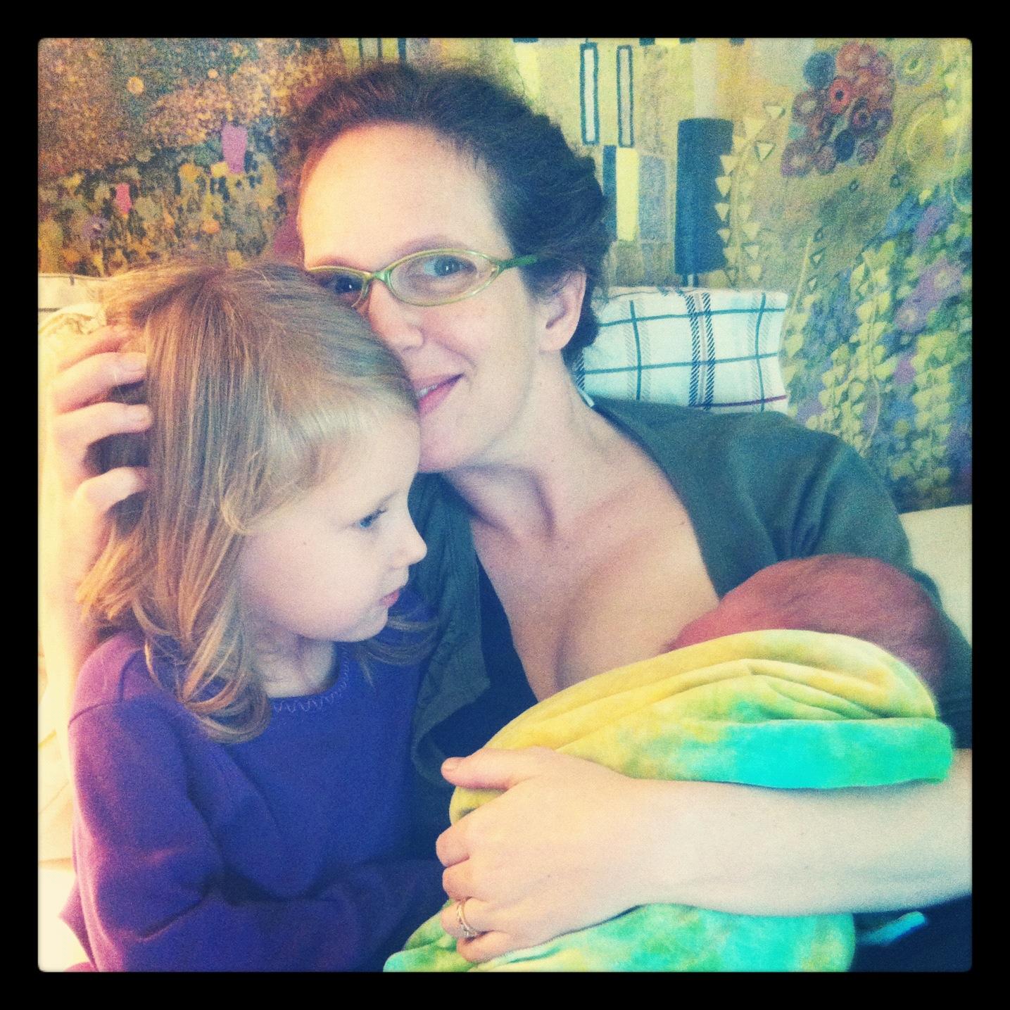 Breastfeeding like jazz