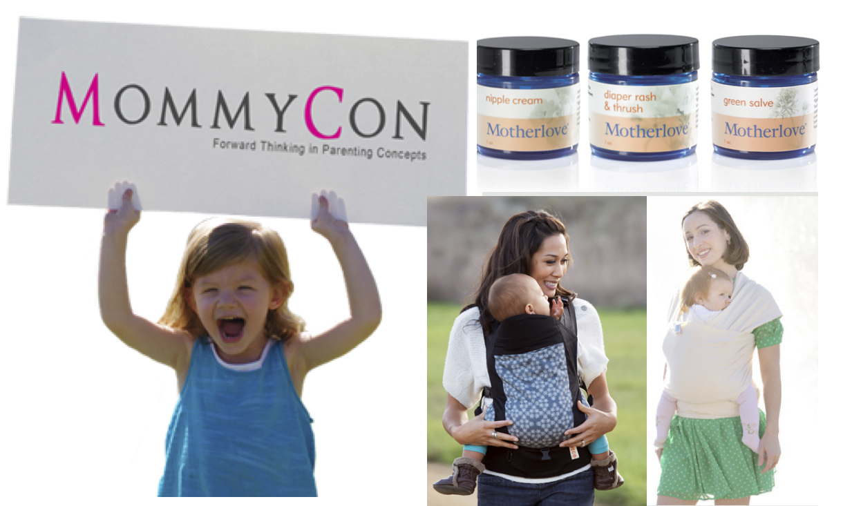 MommyCon Motherlove Moby Beco giveaway