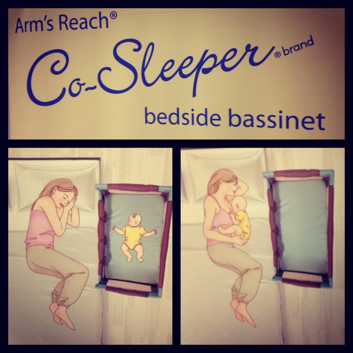 breastfeeding and cosleeping