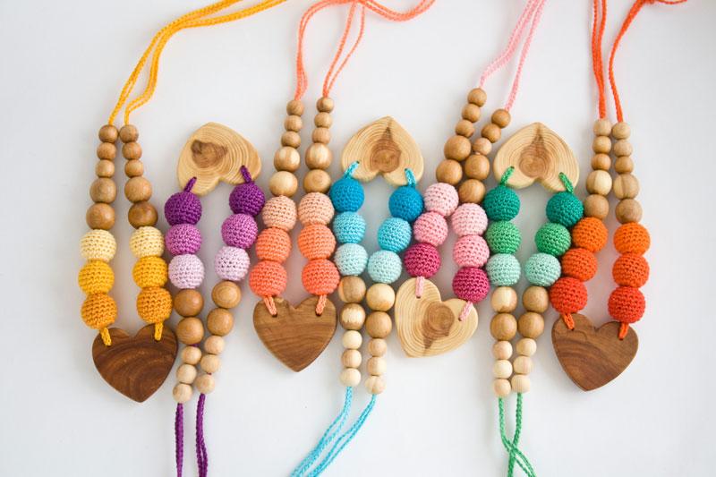 Freja Toys necklace