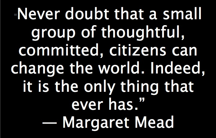 Margaret Mead quote