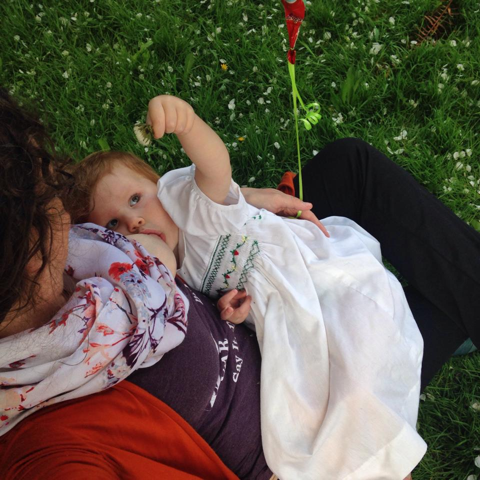 breastfeeding 2 year old