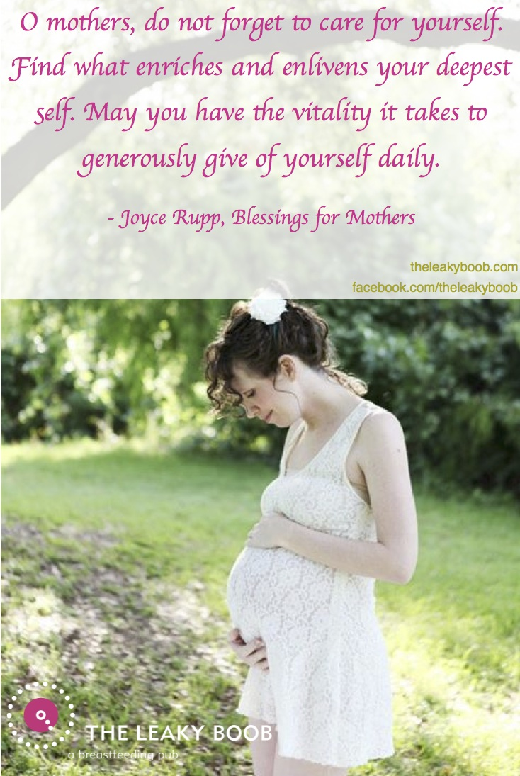 Nurture the nurturer