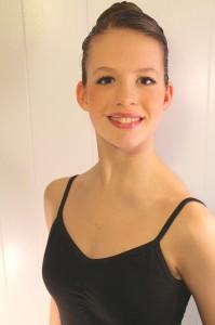 teen ballerina
