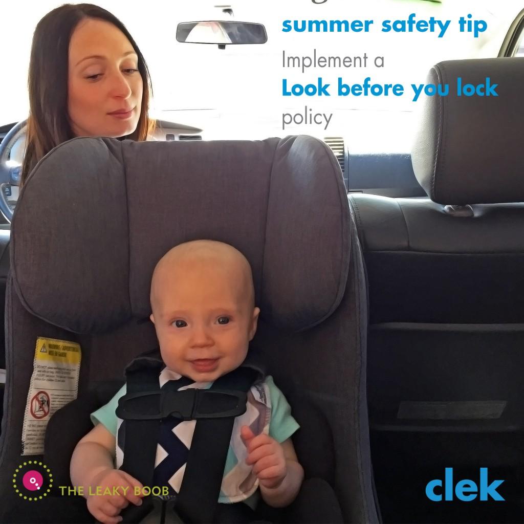 clek CPST heat stroke prevention tips