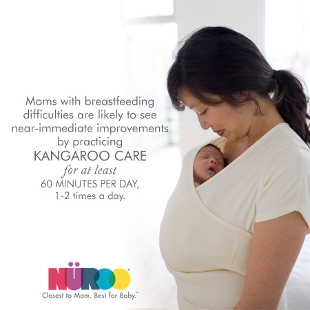 Nuroo breastfeeding kangaroo care awareness day
