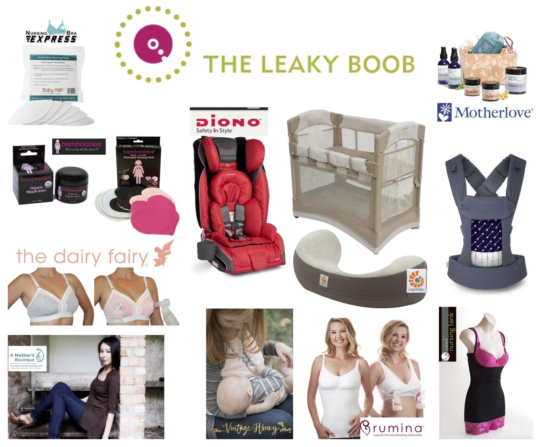Naked Nursing Tank Breastfeeding Gift Grab Bag