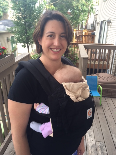Babywearing safety Ergo too big