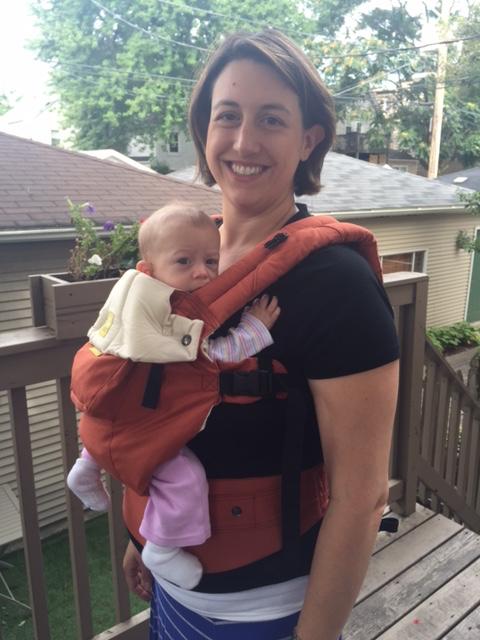 Babywearing safety Lillebaby