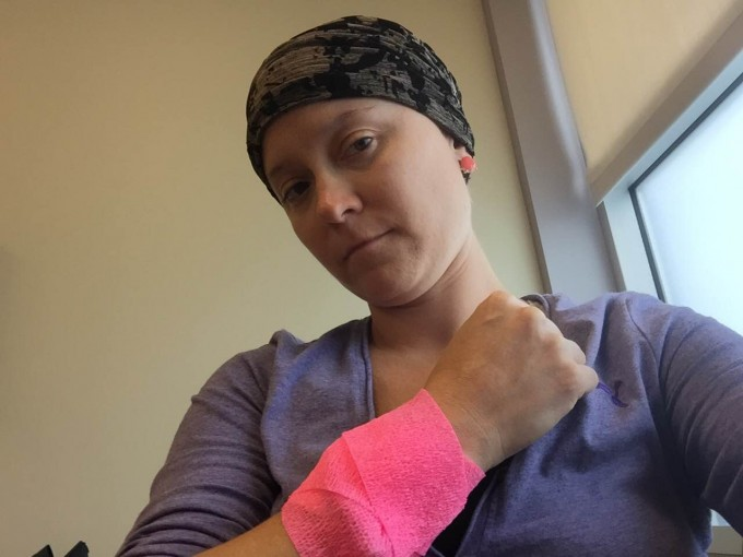 Ashley Thompson, breast cancer, guest post, Leaky to Leaky