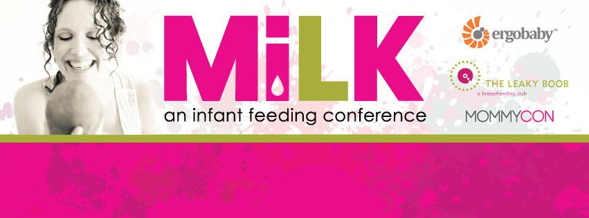 Milk Conference banner